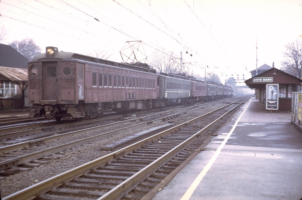 MP54s at Bryn Mawr